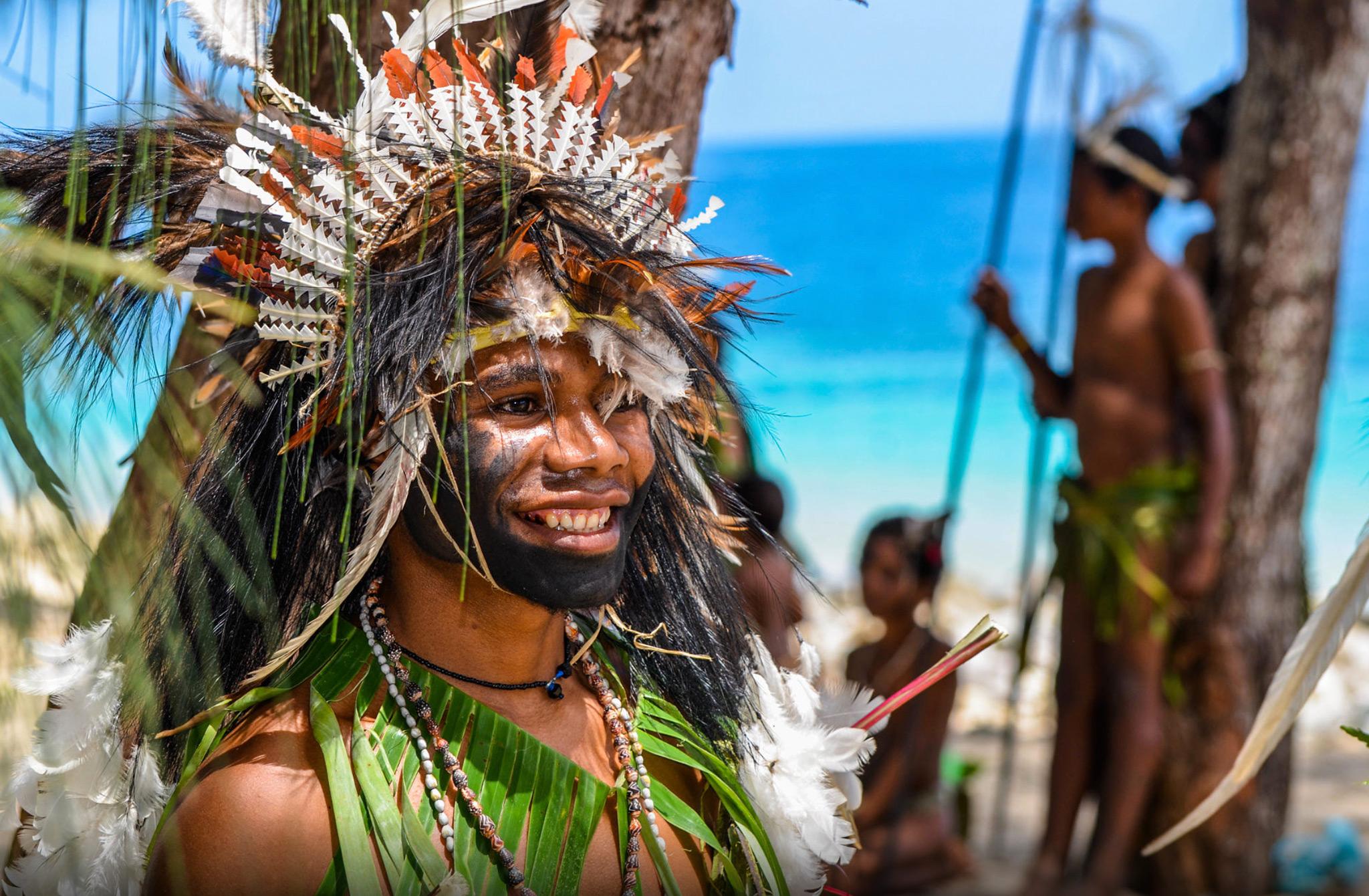 Ритуальный секс у папуасов