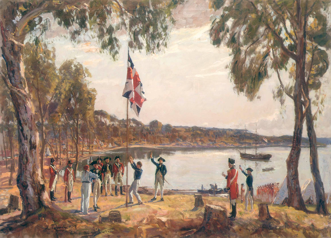 history of austrlia Short history of convict australia is the first ever documentary about australia's convict pastit visits the locations where convicts lived and worked, talks to historians and descendants of convicts and experiences the legacy of the dramatic, brutal birth of a nation.