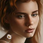 Рисунок профиля (Елизавета)